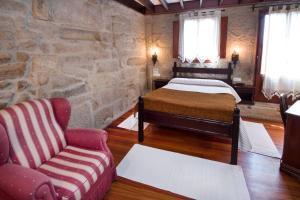 Hotel O Portelo Rural, Hotels  Allariz - big - 2
