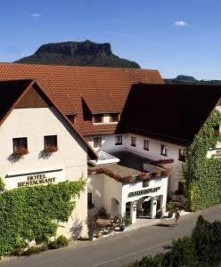 Hotel Rathener Hof, Отели  Struppen - big - 32