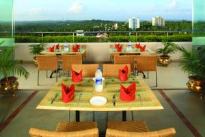 Windsor Rajadhani Hotel, Hotels  Trivandrum - big - 17