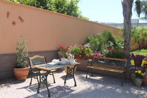 B&B Zahir, Bed and breakfasts  Castro di Lecce - big - 60