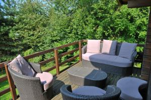 Gite Kleine Beer, Holiday homes  Barvaux - big - 6