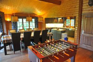 Gite Kleine Beer, Holiday homes  Barvaux - big - 9