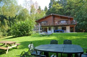 Gite Kleine Beer, Holiday homes  Barvaux - big - 21