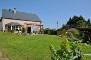 Villa Achille, Prázdninové domy  Somme-Leuze - big - 16