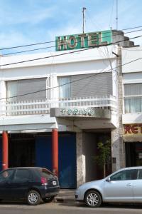 Hotel Torino, Hotel  San Nicolás de los Arroyos - big - 38