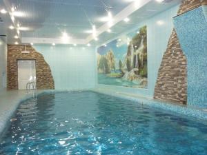 Отель Райская Лагуна, Омск