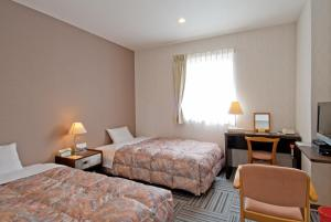 Hotel New Ohte, Hotels  Hakodate - big - 1