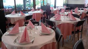 Hotel Trocadero, Отели  Риччоне - big - 43