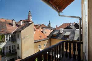 Residence Muzeum Vltavínů, Apartmanok  Český Krumlov - big - 12
