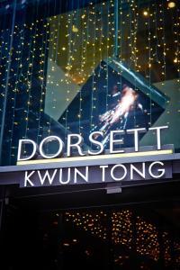 Dorsett Kwun Tong, Hong Kong, Szállodák  Hongkong - big - 28