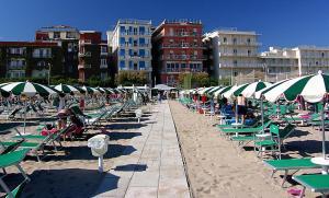 Strand Hotel, Hotels  Gabicce Mare - big - 177