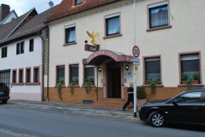 """Hotel Gasthof """"Goldener Engel�"""
