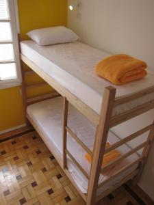 Bed in 4-Bed Mixed Dormitory