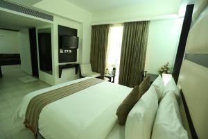 Pattom Royal Hotel, Отели  Тривандрум - big - 2