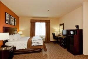 Standard Nichtraucherzimmer mit 1 Kingsize-Bett