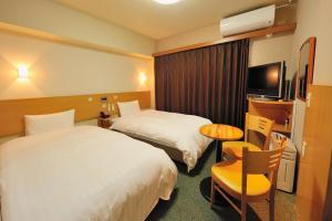 Tennen Onsen Taho-no-Yu Dormy Inn Niigata, Hotely  Niigata - big - 9