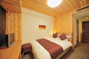 Tennen Onsen Taho-no-Yu Dormy Inn Niigata, Hotely  Niigata - big - 10