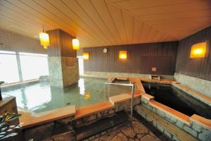 Tennen Onsen Taho-no-Yu Dormy Inn Niigata, Hotely  Niigata - big - 30