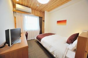 Tennen Onsen Taho-no-Yu Dormy Inn Niigata, Hotely  Niigata - big - 11
