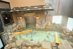 Tennen Onsen Taho-no-Yu Dormy Inn Niigata, Hotely  Niigata - big - 24
