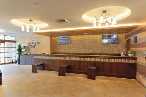 Tennen Onsen Taho-no-Yu Dormy Inn Niigata, Hotely  Niigata - big - 20