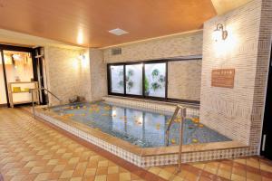 Tennen Onsen Taho-no-Yu Dormy Inn Niigata, Hotely  Niigata - big - 22