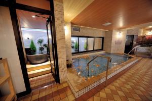 Tennen Onsen Taho-no-Yu Dormy Inn Niigata, Hotely  Niigata - big - 15