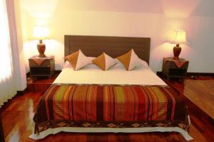 Avalon Hotel, Hostince  Vientiane - big - 13
