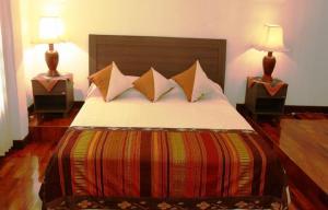 Avalon Hotel, Hostince  Vientiane - big - 3