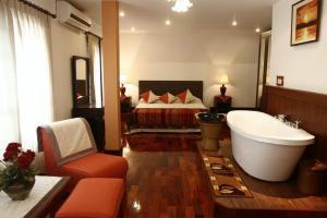 Avalon Hotel, Hostince  Vientiane - big - 10
