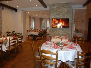 Hotel Up de Birke, Отели  Ladbergen - big - 32
