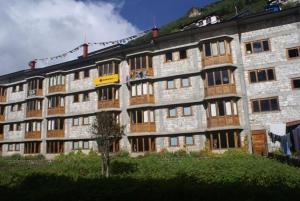 Hotel Namche, Szállodák  Nāmche Bāzār - big - 45