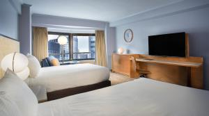 Premier Double Room with Two Double Beds
