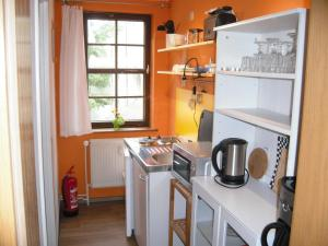 Ferienwohnungen Marktstrasse 15, Apartmány  Quedlinburg - big - 45
