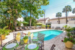 Kenwood Inn, Bed & Breakfast  St. Augustine - big - 12