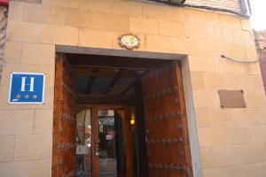Hotel Condes de Visconti, Hotel  Tarazona de Aragón - big - 38