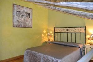 Hotel Condes de Visconti, Hotel  Tarazona de Aragón - big - 6