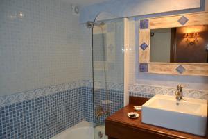 Hotel Condes de Visconti, Hotel  Tarazona de Aragón - big - 5