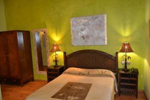 Hotel Condes de Visconti, Hotel  Tarazona de Aragón - big - 25