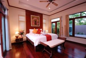 Les Palmares Villas, Курортные отели  Банг Тао Бич - big - 38