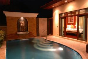 Les Palmares Villas, Курортные отели  Банг Тао Бич - big - 40