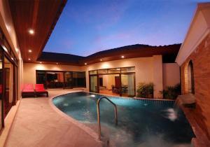Les Palmares Villas, Курортные отели  Банг Тао Бич - big - 39