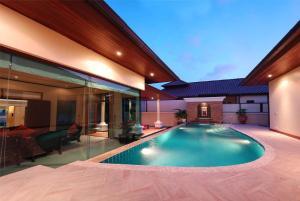 Les Palmares Villas, Курортные отели  Банг Тао Бич - big - 36