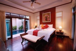 Les Palmares Villas, Курортные отели  Банг Тао Бич - big - 34
