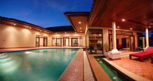 Les Palmares Villas, Курортные отели  Банг Тао Бич - big - 2