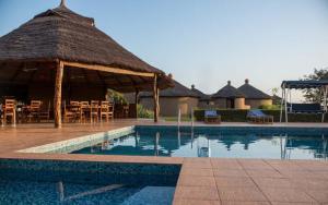 Le Grand Calao, Мини-гостиницы  Уагадугу - big - 20