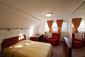 Partvilla Balatonboglar, Hotely  Balatonboglár - big - 15