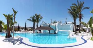 Hotel Suites Albayzin Del Mar, Отели  Альмуньекар - big - 29
