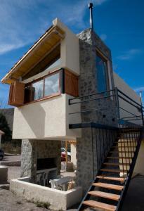 Las Espuelas Casas de Montaña, Chaty v prírode  Potrerillos - big - 3