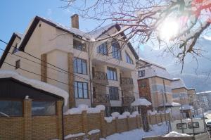 Green Hall Hotel, Hotel  Estosadok - big - 82